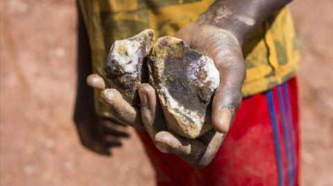 Nijerya'da Maden Ocağında Göçük