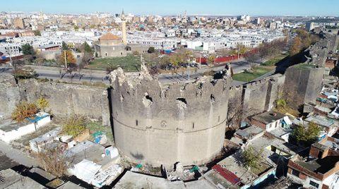 Diyarbakır Surları Onarılacak