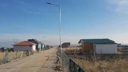 Kırşehir Belediyesi Tarım Arazisine Yapılan Villaları Affetmedi