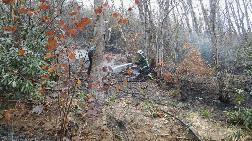 58 Orman Yangınından 45'i Kontrol Altında