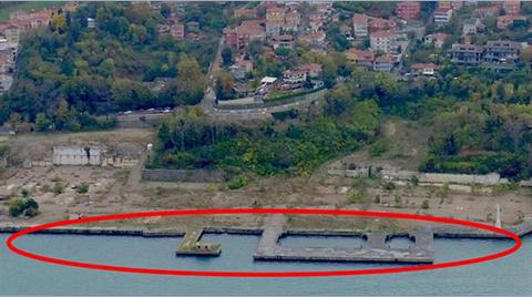 Boğaz'daki 170 Kazıklı İskeleye ÇED İstenmedi