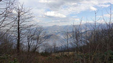 Orman ve Örtü Yangınlarında Erken İhbar Uyarısı