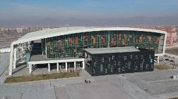 80 Milyonluk Spor Merkezinin Çatısı Aktı