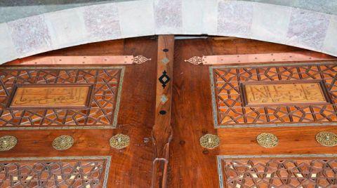 Süleymaniye'nin Giriş Kapısındaki Hatayla İlgili Açıklama