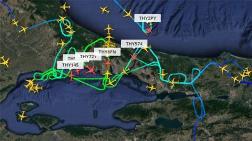 İstanbul Havalimanı'ndaki Uçuşları Rüzgar Vurdu