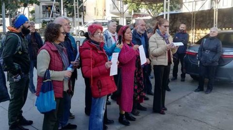 TİBAŞ Parkı'ndaki İnşaatın Ruhsatının Yürütmesi Durduruldu