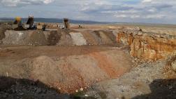 Eskişehir'de Eski Maden Ocakları Doğaya Kazandırılıyor