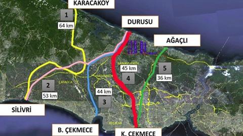 Ulaştırma ve Altyapı Bakanı'ndan Kanal İstanbul Açıklaması