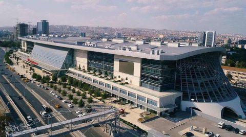 Ankara YHT Garı'na 6.3 Milyon Dolar Ödenmiş