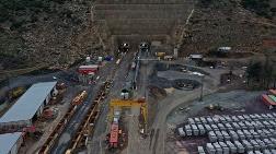 Türkiye'nin En Uzun Tren Tünelinde Sona Yaklaşıldı