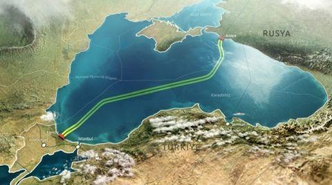 TürkAkım 8 Ocak'taki Açılışı Bekliyor