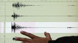 İran'da Nükleer Tesis Yakınlarında 4,7 Büyüklüğünde Deprem