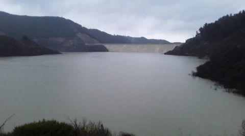 Üç Günlük Yağış Barajlardaki Doluluk Oranını Artırdı