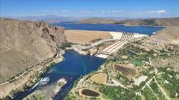 Keban'da 9 Yılın En Yüksek Enerji Üretimi Gerçekleştirildi