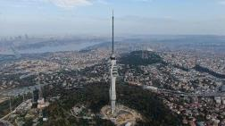 Çamlıca TV Kulesi'nin Maliyeti İkiye Katlandı