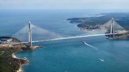 Yavuz Sultan Selim Köprüsü'nde Hisse Devrine Vize