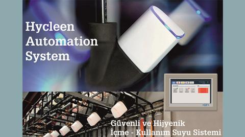 Okmeydanı ve Göztepe Hastaneleri'nin Tercihi GF Hycleen Automation System