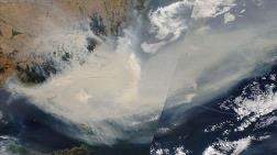 Avustralya'daki Yangınların Dumanları Dünya'yı Turluyor