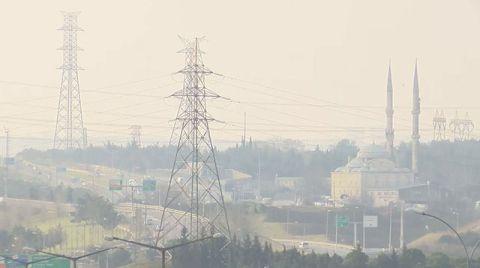 İstanbul'da Hava Kirliliği Değerleri Üst Seviyeye Çıktı