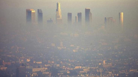 TÜSAD' tan Hava Kirliliği ve Asit Yağmurlarına İlişkin Açıklama