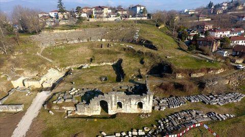 Batı Karadeniz'in Efes'inde Kazılar Yeniden Başladı