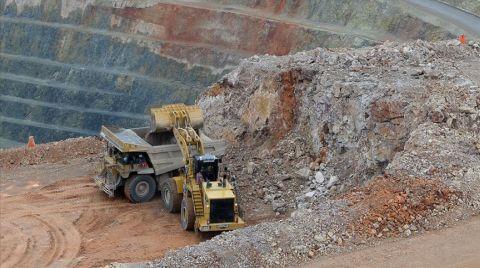 Maden Sahaları İhale Edilecek