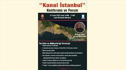 Kanal İstanbul Konferans ve Forumu