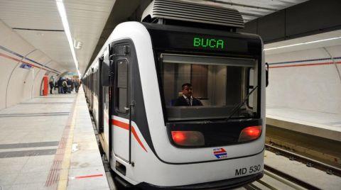 Buca Metrosu'nun Yapımı Yılın İkinci Yarısında Başlayacak