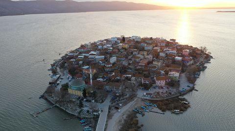 Gölyazı Yenilenen Çehresiyle Ziyaretçilerini Ağırlayacak