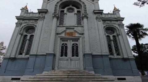 Demir Kilise Depreme Karşı Güçlendirildi