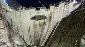 Yusufeli Barajı'nda 175 Metre Yüksekliğe Ulaşıldı