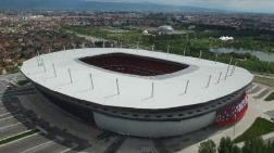 Yeni Eskişehir Stadı Çürük Çıktı