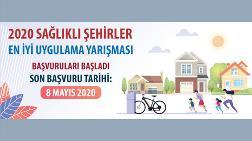 2020 Sağlıklı Şehirler En İyi Uygulama Yarışması