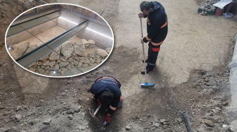 Zeytinburnu'nda Bulunan Mozaikler Tahmin Edilenden Daha Büyük