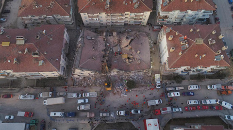 İMSAD ve GYODER'den Deprem Açıklaması