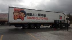 Baumit'ten Deprem Bölgesindeki Çocuklar için Mont Kampanyası