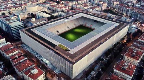Gürsel Aksel Stadyumu Açıldı
