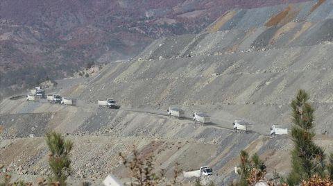 Kastamonu'daki Bakır Madeni İstihdam Kaynağı Oldu