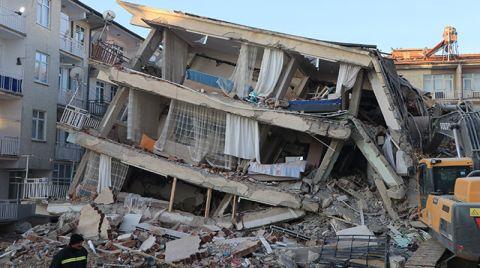 AFAD Elazığ'daki Son Durumu Paylaştı