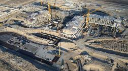 Rixos Aktau Resort Otel Projesi'nin Kalıpları Doka Türkiye'den