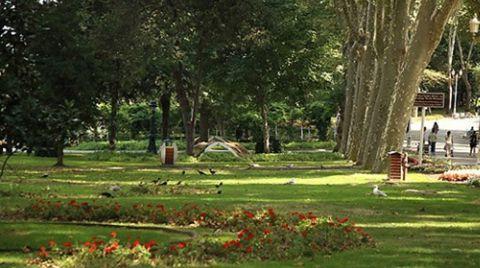İstanbul Yeşil Alanlar Çalıştayı'nda Yeşil Alan Projeleri Konuşulacak