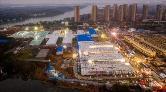 Çin'in 10 Günde İnşa Ettiği Hastane Açıldı