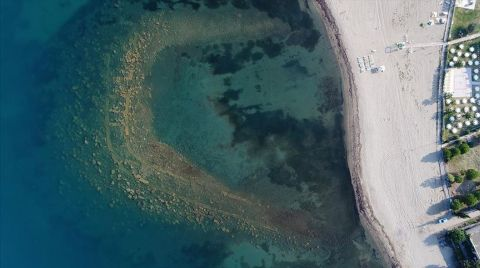 Kalıntıları Ortaya Çıkan Liman, Bin Yıl Kullanılmış