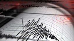 Elazığ 4.5'lik Depremle Sallandı