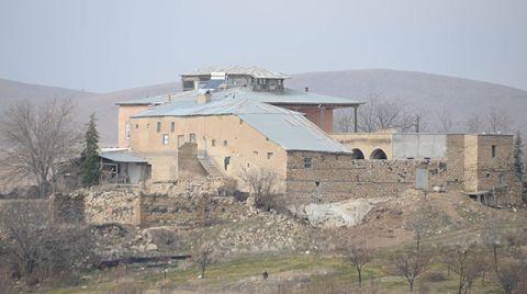 Elazığ'da 708 Yıllık Konak, Sapasağlam Ayakta Kaldı