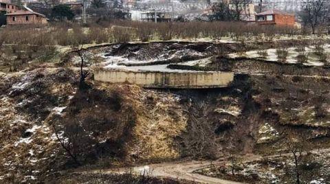 Ordu'da Heyelan Sonrası Risk Taşıyan 12 Bina Tahliye Edildi