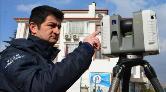 Elazığ Depremindeki Hasar, Teknolojik Cihazlarla Belirleniyor