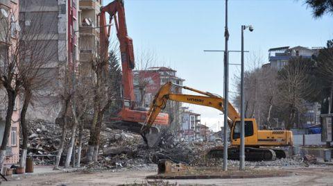 Malatya'da 5 Bin 701 Konut Ağır Hasarlı