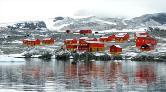 Antarktika'da Şimdiye Kadarki En Yüksek Sıcaklık Ölçüldü