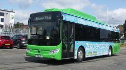 İngiltere, Yalnızca Elektrikli Otobüs Kullanılan Şehirler Planlıyor